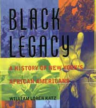 Black Legacy book cover