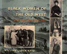 Black Women of the Old West book cover